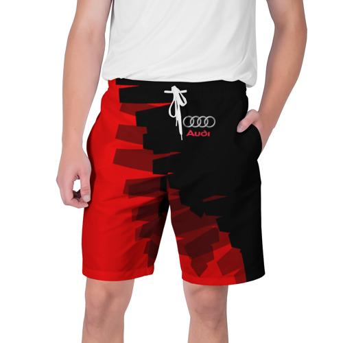 Мужские шорты 3D AUDI  SPORT