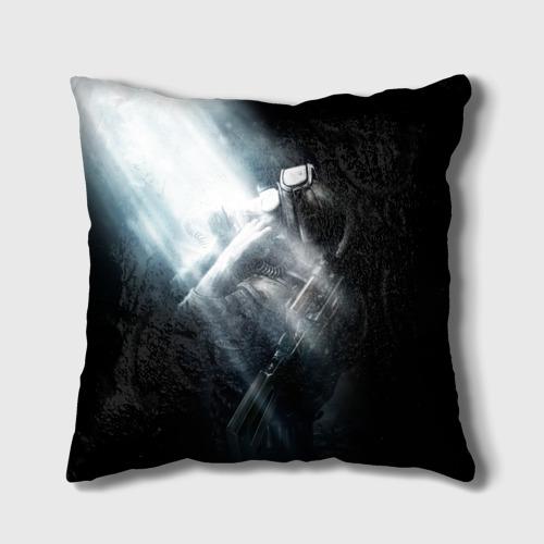 Подушка 3D  Фото 01, Metro 2033