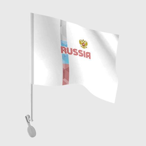 Флаг для автомобиля RUSSIA