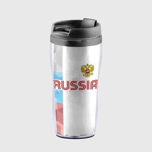 Термокружка-непроливайка RUSSIA
