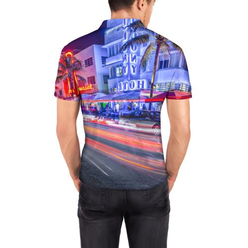 Мужская рубашка поло 3D  Фото 04, Арсений в стиле GTA