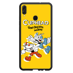 Чехол для Honor 8X Cuphead