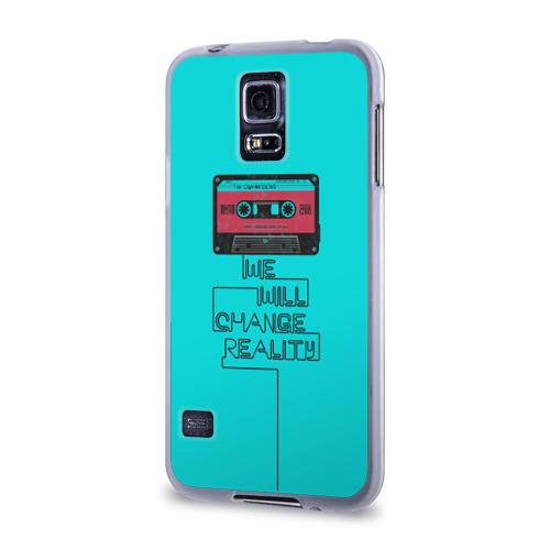 Чехол для Samsung Galaxy S5 силиконовый  Фото 03, The Cranberries