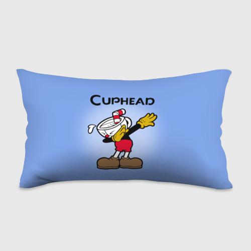 Подушка 3D антистресс  Фото 01, Cuphead