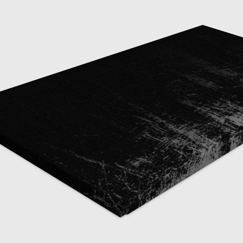 Холст прямоугольный Black Grunge Фото 01