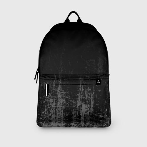 Рюкзак 3D Black Grunge Фото 01
