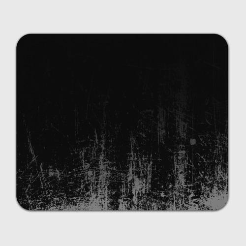 Коврик для мышки прямоугольный Black Grunge Фото 01