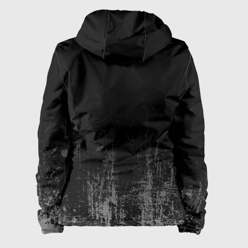 Женская куртка 3D Black Grunge Фото 01