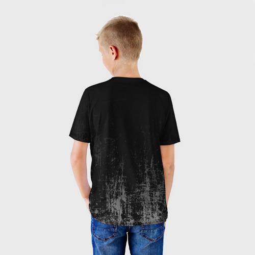 Детская футболка 3D Black Grunge Фото 01