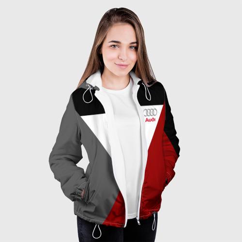 Женская куртка 3D  Фото 04, AUDI SPORT