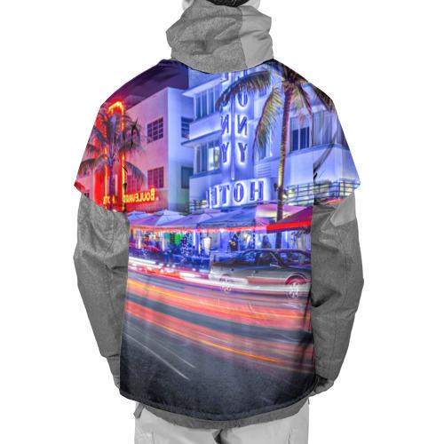Накидка на куртку 3D  Фото 02, Регина в стиле GTA
