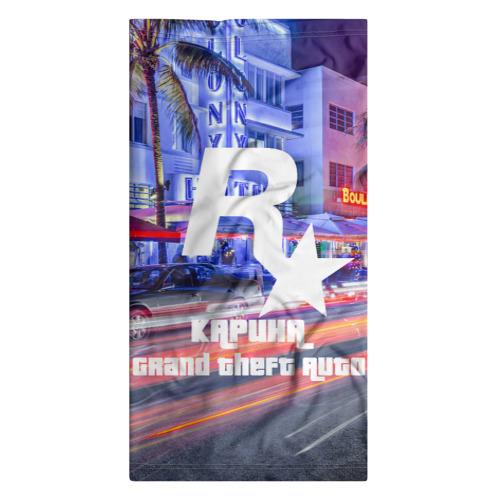 Бандана-труба 3D  Фото 07, Карина в стиле GTA