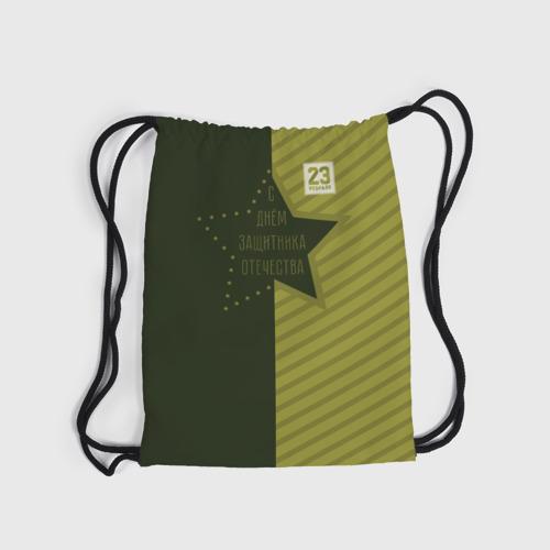Рюкзак-мешок 3D  Фото 04, с 23 февраля