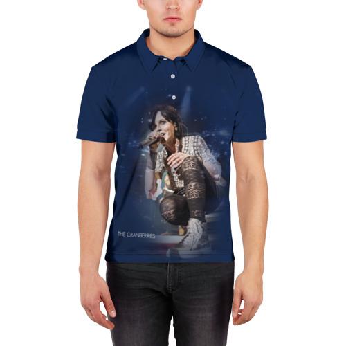Мужская рубашка поло 3D  Фото 03, The Cranberries