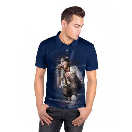 Мужская рубашка поло 3D  Фото 05, The Cranberries
