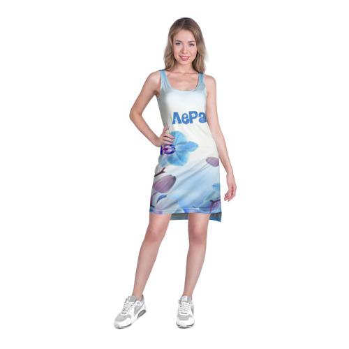 Платье-майка 3D  Фото 03, Лера
