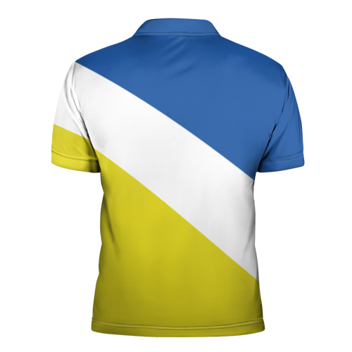 Мужская рубашка поло 3D  Фото 02, Leicester City FC