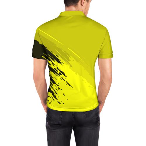 Мужская рубашка поло 3D  Фото 04, Borussia 2018 Original