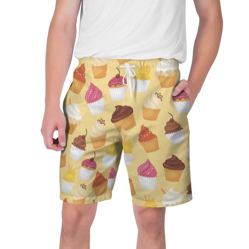 Мужские шорты 3D  Фото 01, Сладости