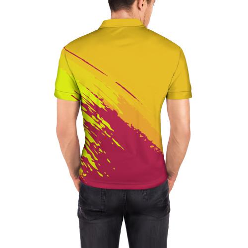 Мужская рубашка поло 3D  Фото 04, Monaco 2018 original
