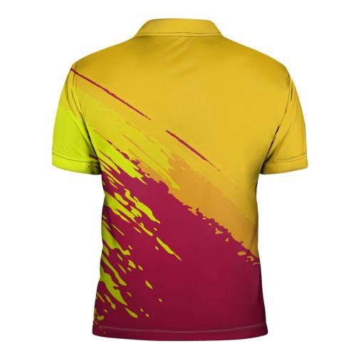 Мужская рубашка поло 3D  Фото 02, Monaco 2018 original