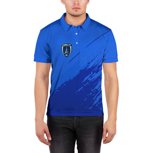 Мужская рубашка поло 3D  Фото 03, Paris 2018 original