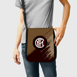 FC Inter abstract style