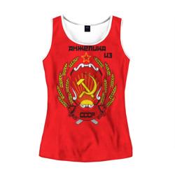 Анжелика из СССР