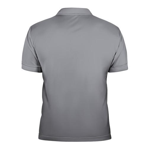 Мужская рубашка поло 3D  Фото 02, T-Fest
