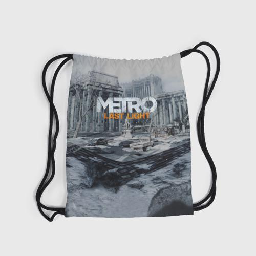 Рюкзак-мешок 3D METRO Last Light Фото 01