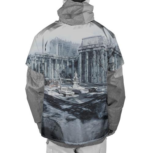 Накидка на куртку 3D METRO Last Light Фото 01