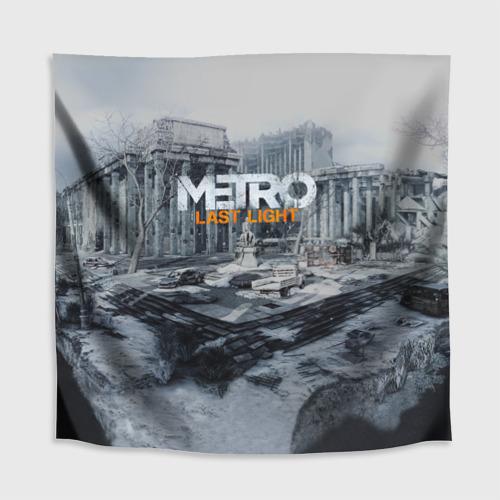 Скатерть 3D METRO Last Light Фото 01