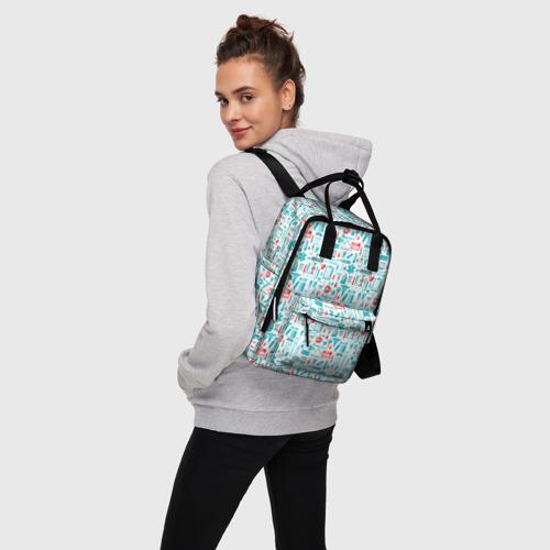 Женский рюкзак 3D 36,6 Фото 01