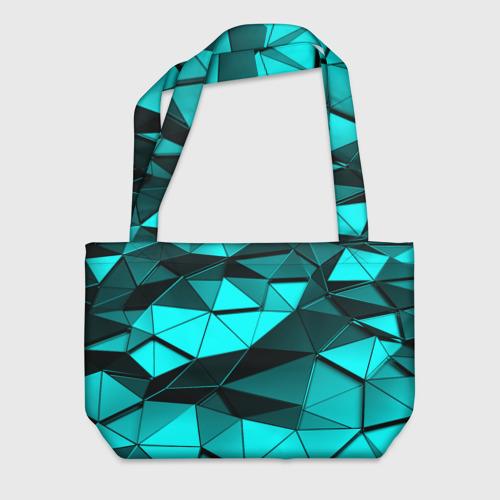 Пляжная сумка 3D Metalic collection Фото 01