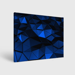 Blue abstraction collection