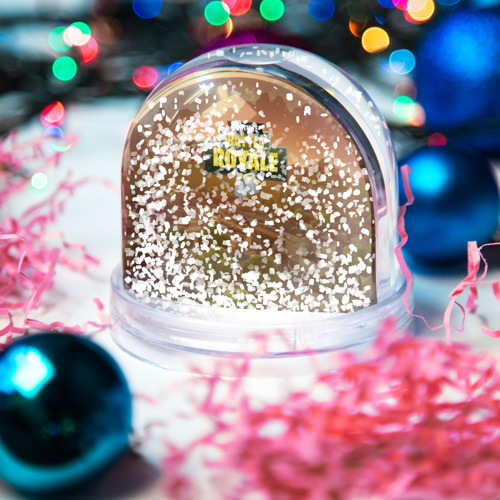 Водяной шар со снегом  Фото 04, Fortnite Battle Royale