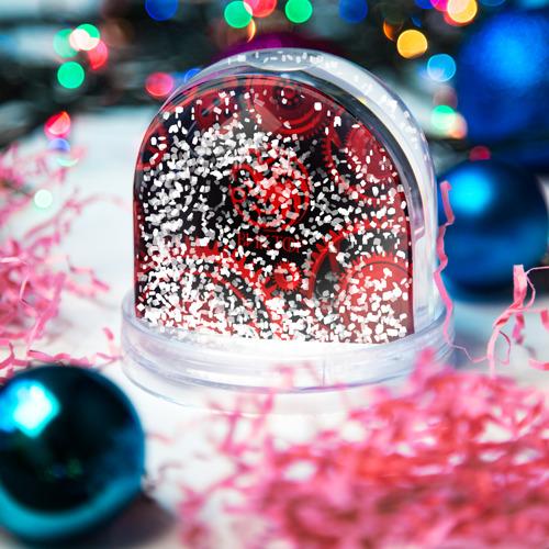 Водяной шар со снегом  Фото 04, Targaryen Виктор
