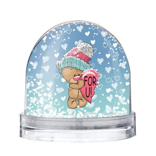 Водяной шар со снегом  Фото 01, FOR U !