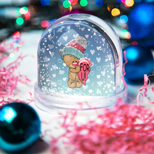 Водяной шар со снегом  Фото 03, FOR U !