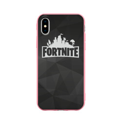 Fortnite Black Abstract