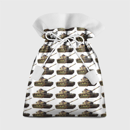 Подарочный 3D мешок  Фото 01, Танковые войска