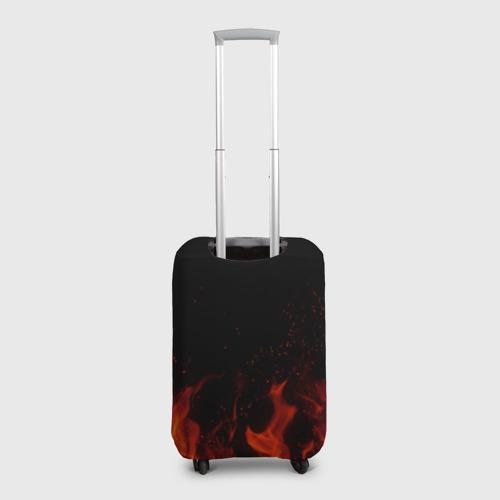 Чехол для чемодана 3D Рожденный в СССР Фото 01