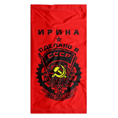 Бандана-труба 3D  Фото 07, Ирина - сделано в СССР