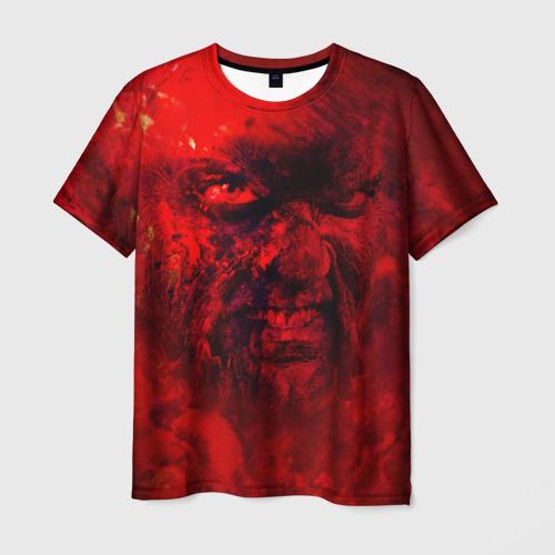 Мужская футболка 3D Джиперс Криперс