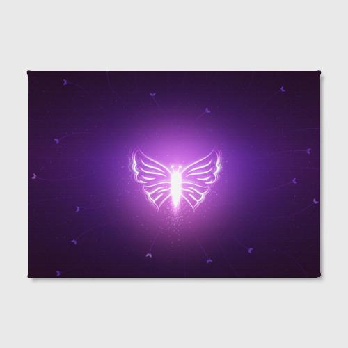 Холст прямоугольный  Фото 02, Бабочка