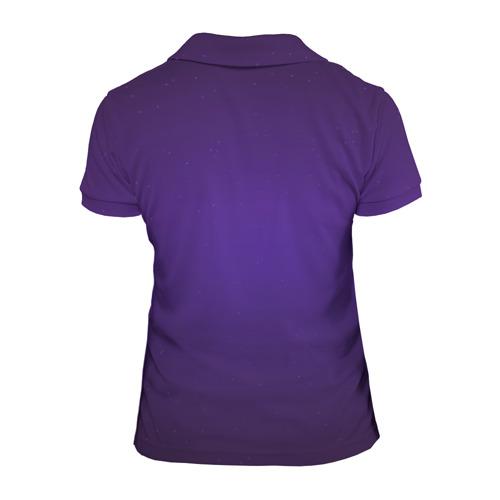 Женская рубашка поло 3D Бабочка Фото 01
