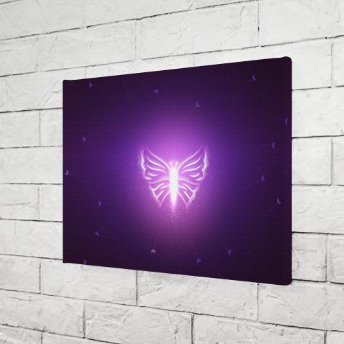 Холст прямоугольный  Фото 03, Бабочка
