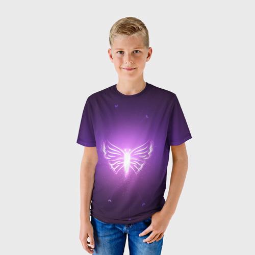 Детская футболка 3D Бабочка