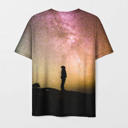 Мужская футболка 3D На земле с 1975 Фото 01