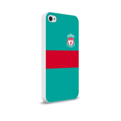Чехол для Apple iPhone 4/4S soft-touch  Фото 02, FC Liverpool